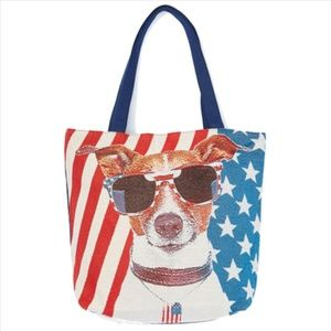 "NEW American ""Doggie Bag"" Beach Tote"